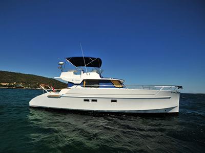 location bateau Maryland 37