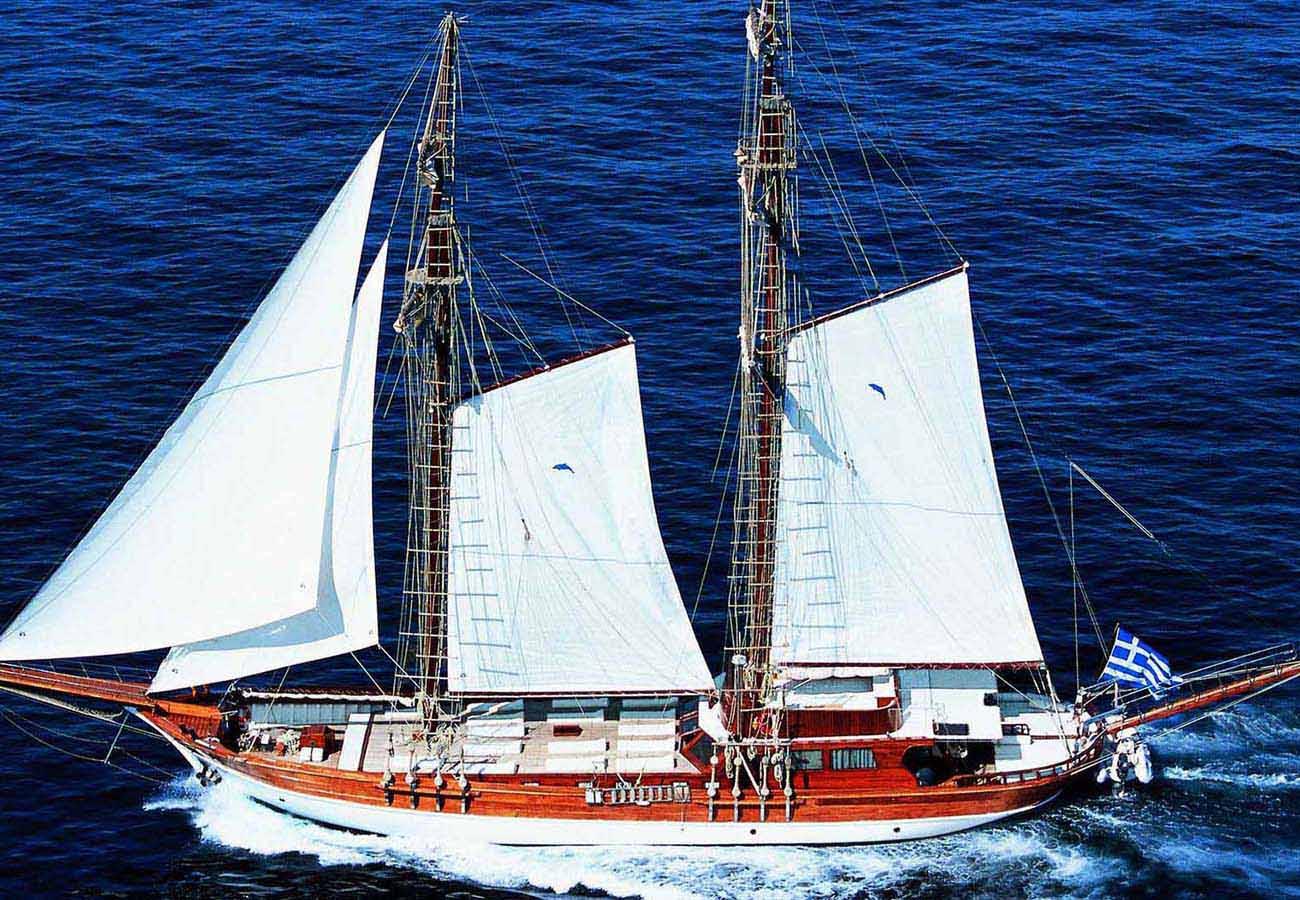 location bateau Matina