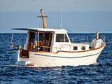 location bateau Menorquin 120