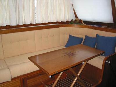 intérieur Menorquin 160