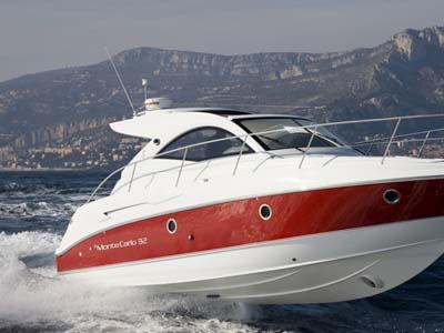Location bateau  Monte Carlo 32