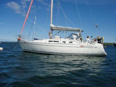 location bateau Moody 336