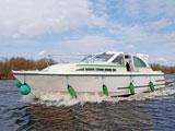 location bateau Mountain Star