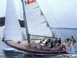 location bateau Najad 360