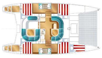 intérieur Nautitech 40