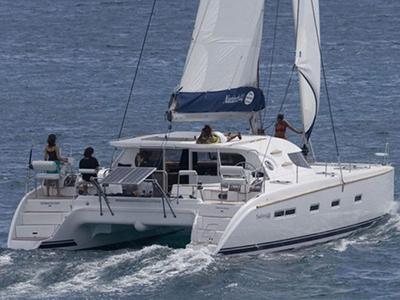 location bateau Nautitech 44