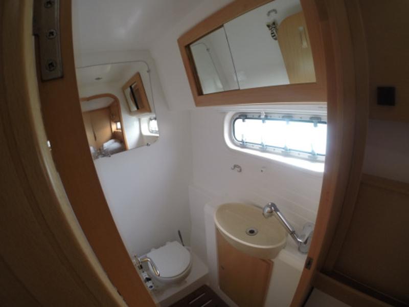 intérieur Nautitech 441