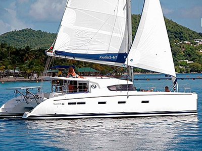 location bateau Nautitech 441