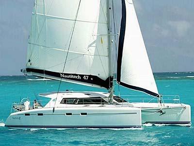 location bateau Nautitech 47