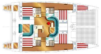 intérieur Nautitech 47