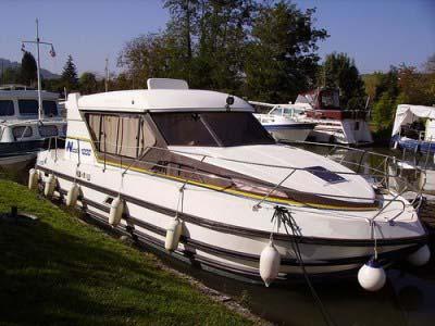 Location bateau  Nicols 1000