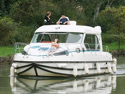 Location bateau  Nicols 1010