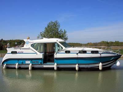 Location bateau  Nicols 1100