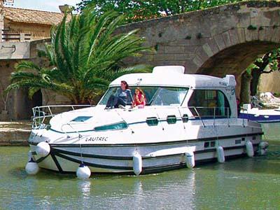 Location bateau  Nicols 1150