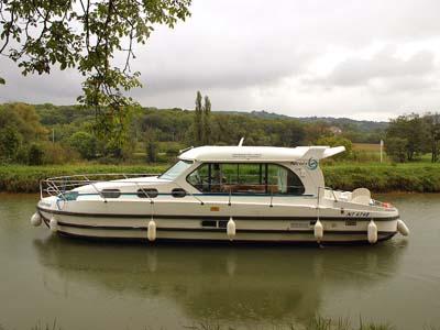 Location bateau  Nicols 1160