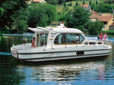 Location bateau  Nicols 1170