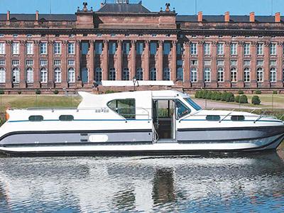 location bateau Confort 1350 VIP