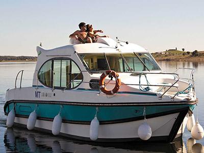 location bateau Estivale Duo