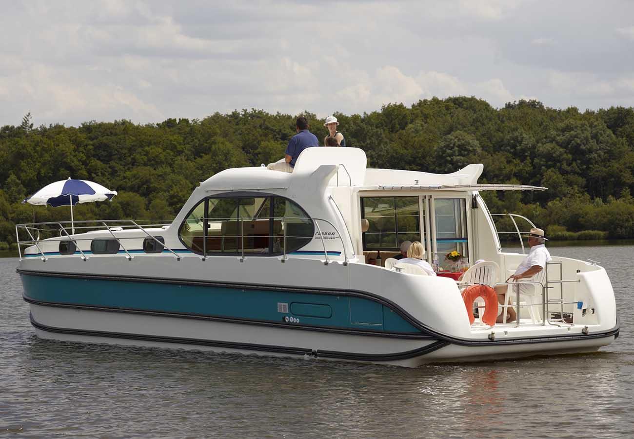 location bateau Nicols Octo