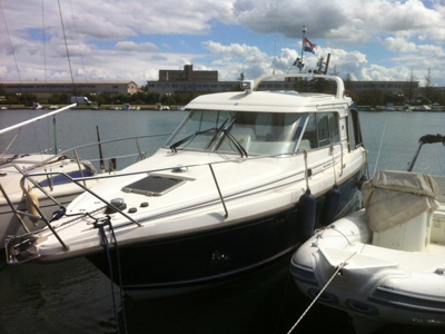location bateau Nimbus 280