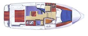 intérieur Nimbus 320