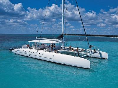 location bateau Ninah