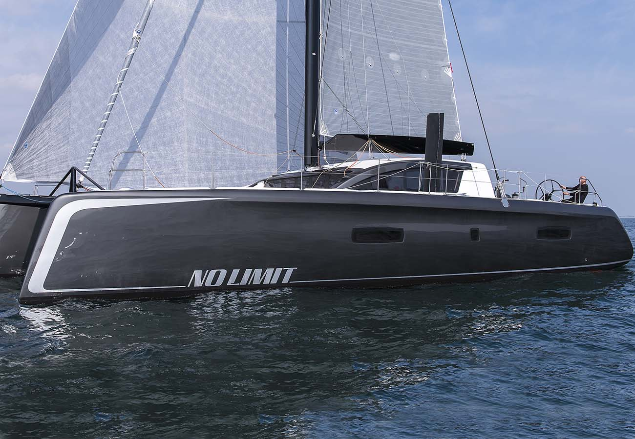 location bateau No Limit