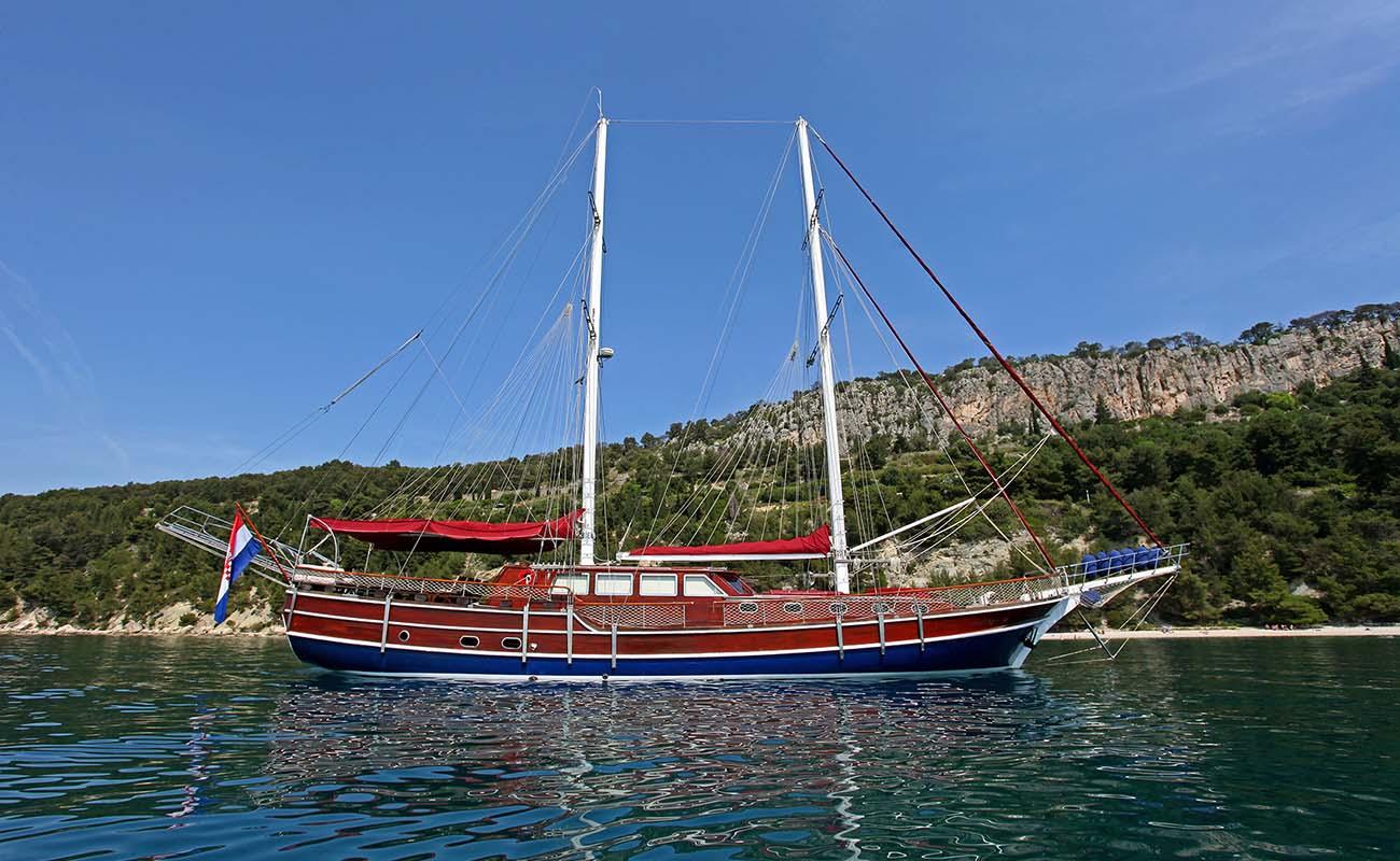 location bateau Nostra Vita