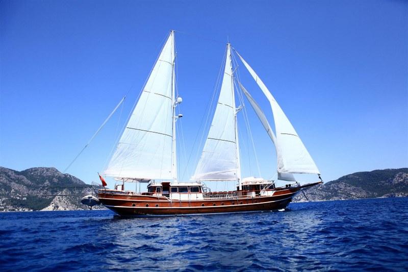 location bateau Nurten A