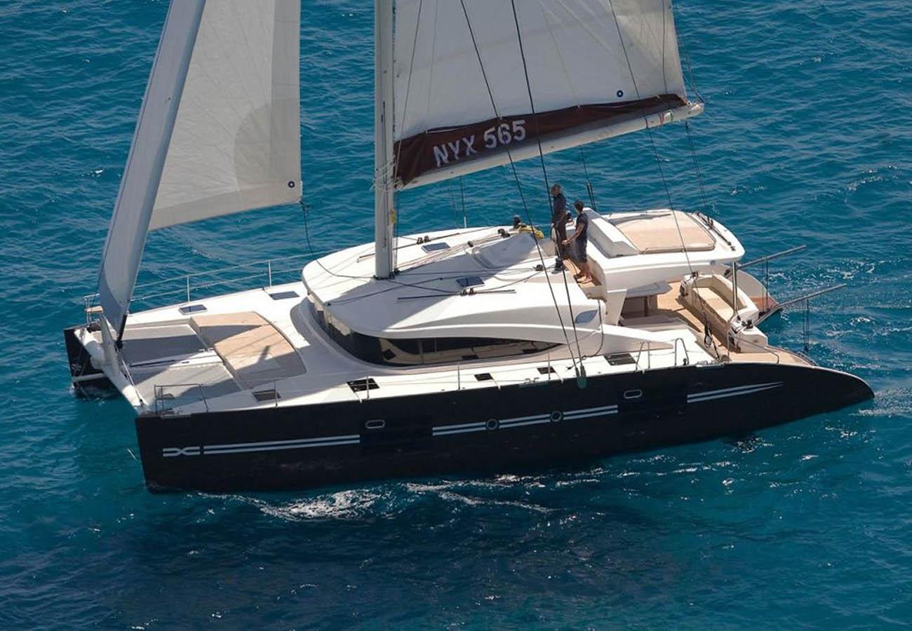 location bateau NYX 565
