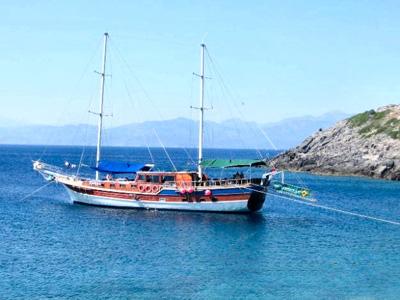 location bateau Ocean