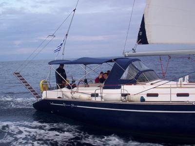 Location bateau  Ocean Star 49.5