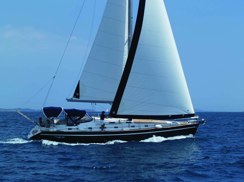 location bateau Ocean Star 56.1