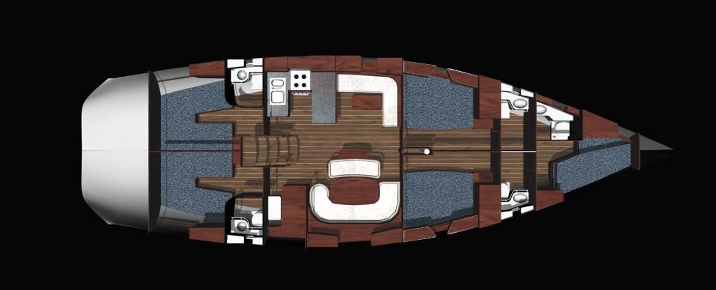interno Ocean Star 56.1