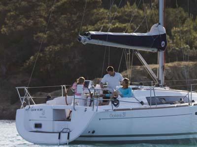 location bateau Oceanis 31 DL