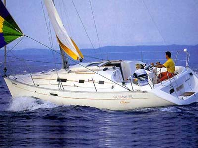 location bateau Oceanis 311 Clipper