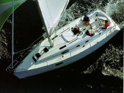 location bateau Oceanis 321