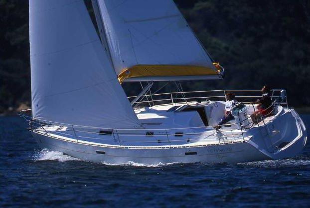 location bateau Oceanis 331