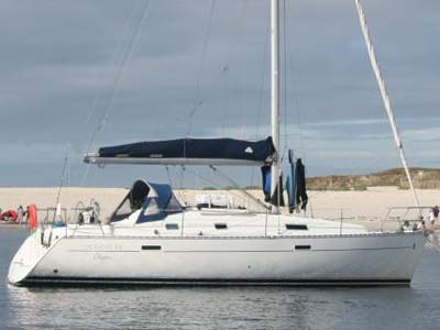 esterno Oceanis 331 Clipper Dl