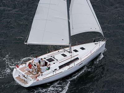 location bateau Oceanis 34