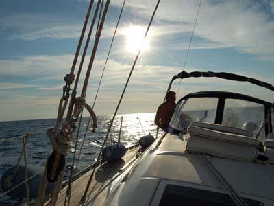 location bateau Oceanis 343
