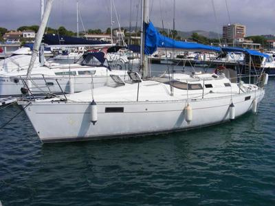 location bateau Oceanis 350