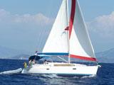 location bateau Oceanis 361