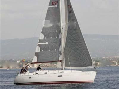 location bateau Oceanis 361 Clipper