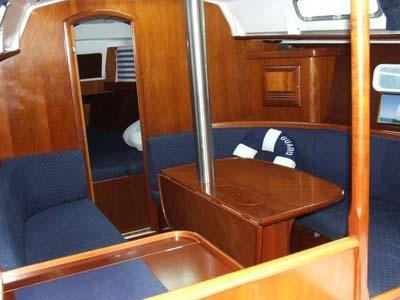 innen Oceanis 361 Clipper