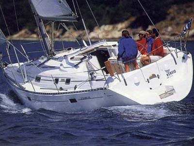 äußere Oceanis 381