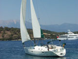 location bateau Oceanis 381