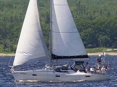 Location bateau  Oceanis 390