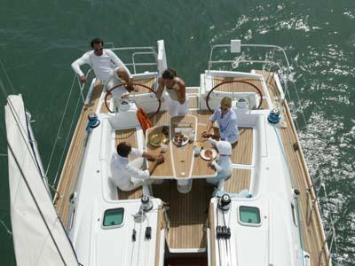 Location bateau  Oceanis 40