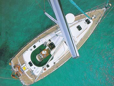 location bateau Oceanis 40 CC